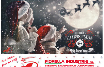 Christmas holidays closure – Merry Christmas and Happy New Year 2019