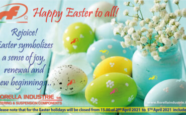 🕊 Happy Easter to all! 🐣🐥 – Holiday Closing