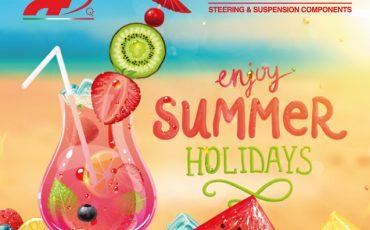 Fiorella Industrie – Happy Summer – Holiday Closure –