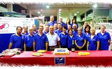 Agosto 2015 –  Fiorella Industrie – Festa 25 Anniversary
